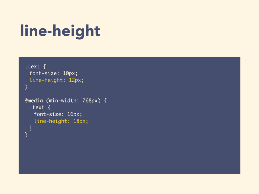 line-height .text { font-size: 10px; line-heigh...