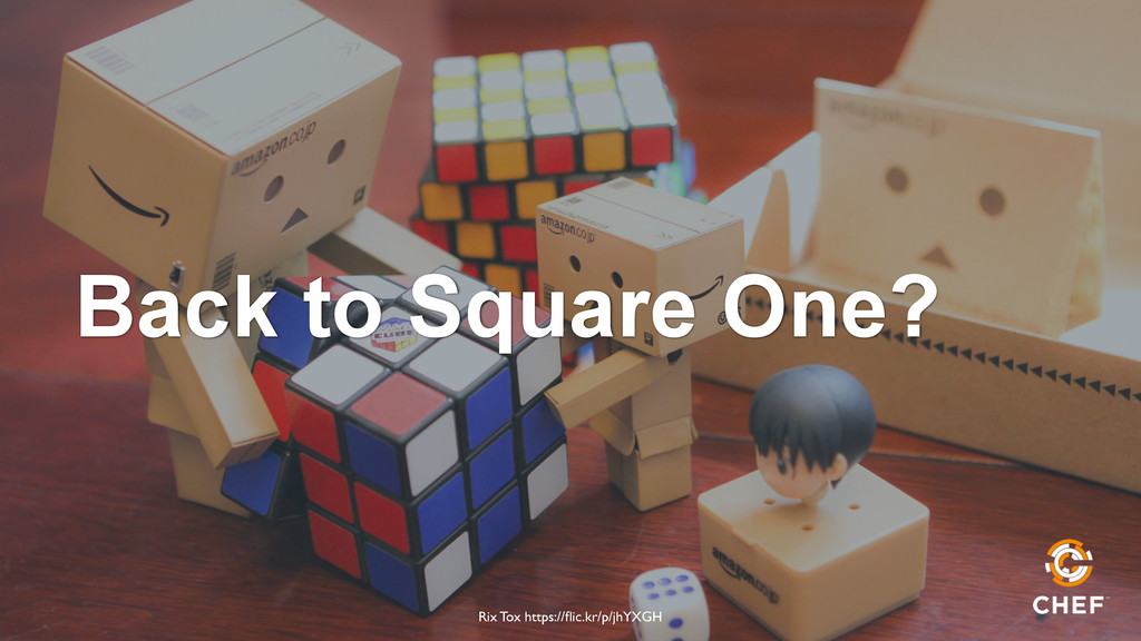Back to Square One? Rix Tox https://flic.kr/p/jh...
