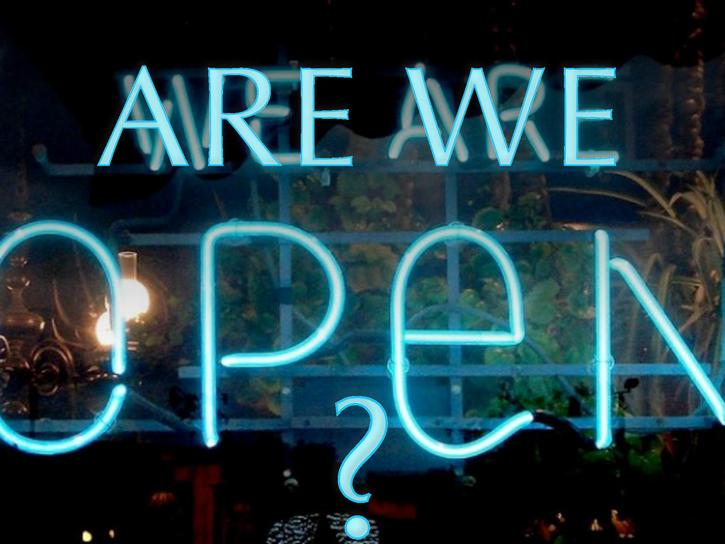ARE WE ARE WE ? ?