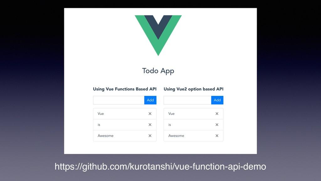 https://github.com/kurotanshi/vue-function-api-...