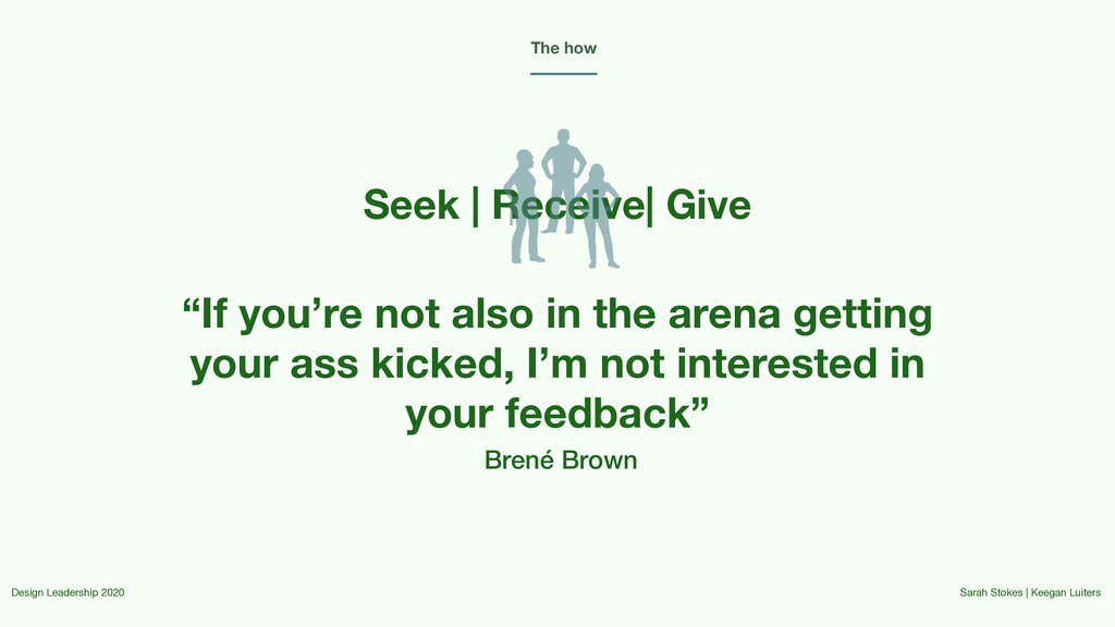 """The how Seek 