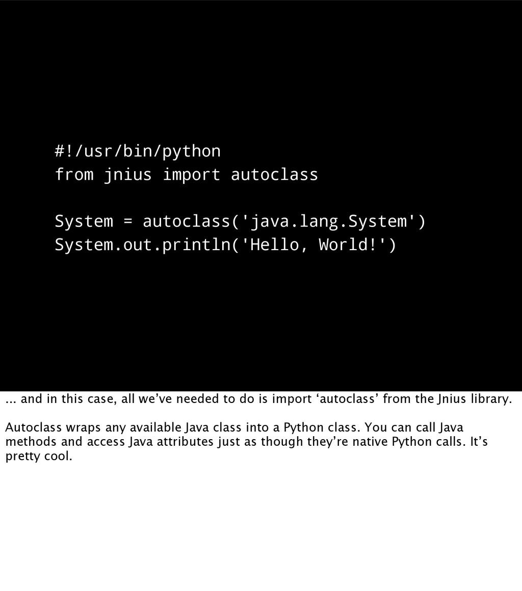#!/usr/bin/python from jnius import autoclass S...