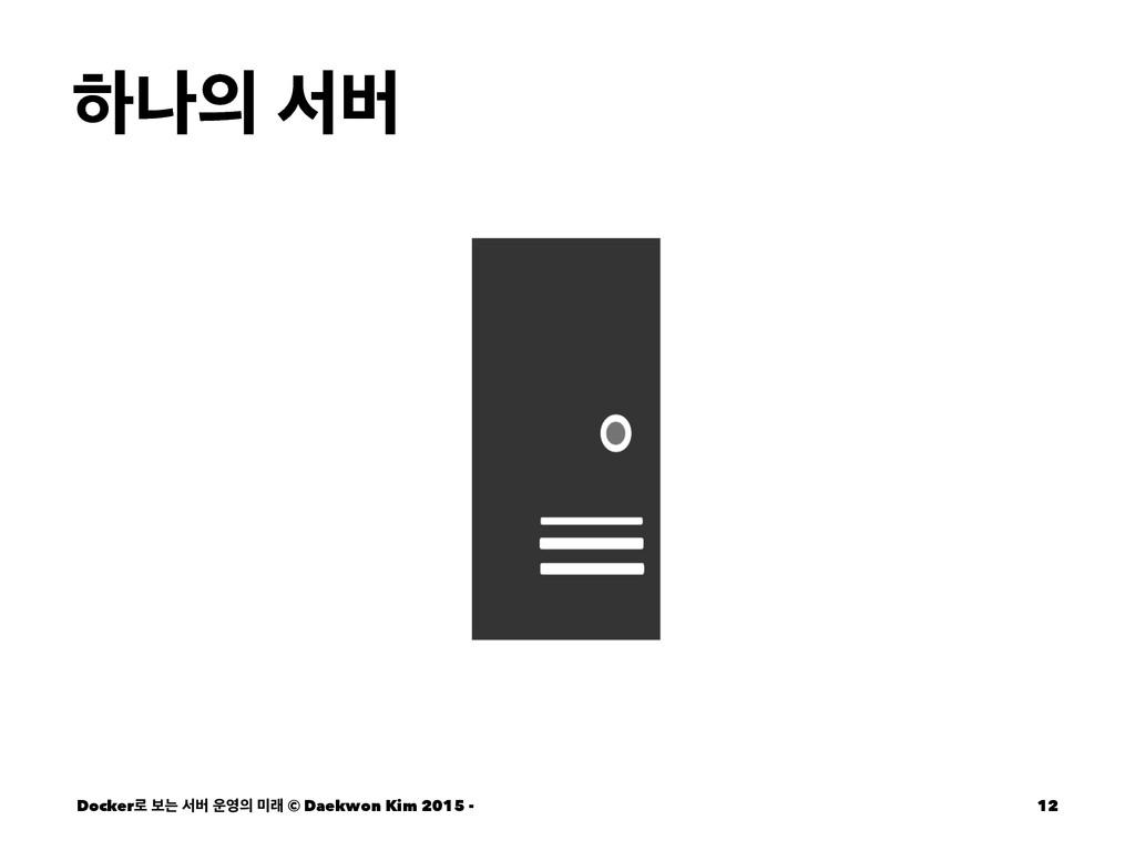 ೞա ࢲߡ Docker۽ ࠁח ࢲߡ  ې © Daekwon Kim 2015 ...