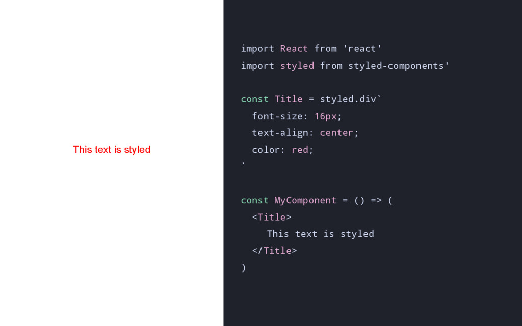 import React from 'react' import styled from st...