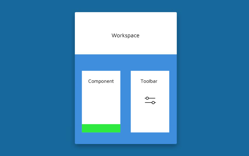 Workspace Component Toolbar