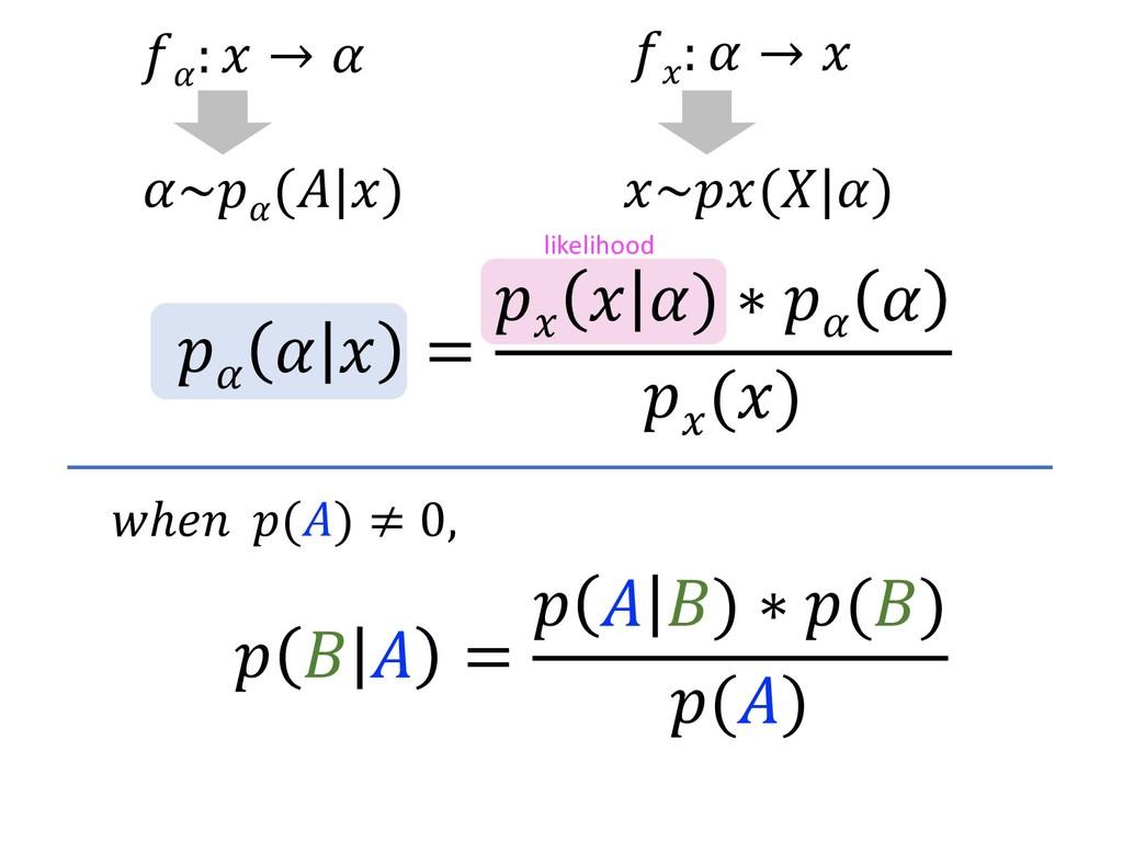 likelihood    =   ) ∗ () () ℎ () ≠ 0,    =   ) ...