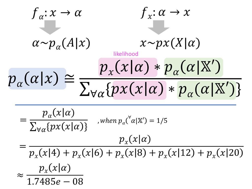 =   ) ∑ {   ∀i } ≈   ) 1.7485 − 08 =  ( )   4 +...