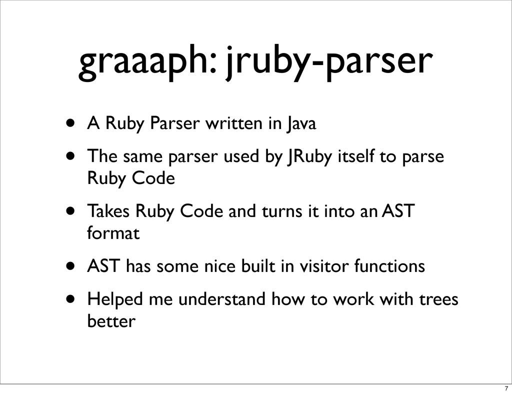 graaaph: jruby-parser • A Ruby Parser written i...