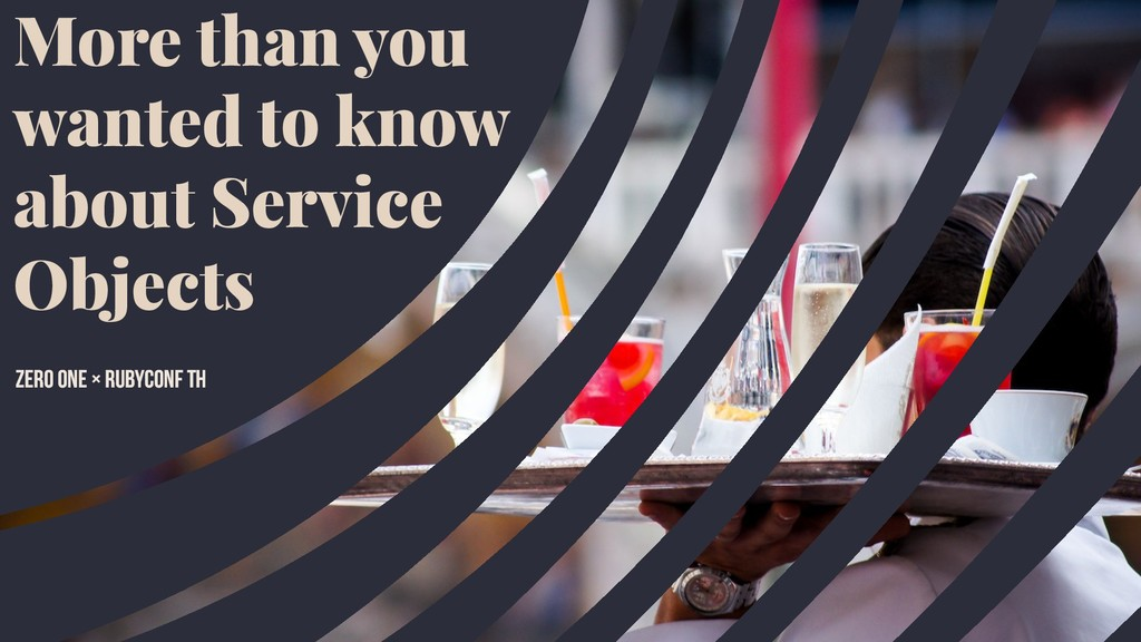 More than you wanted to know about Service Obje...