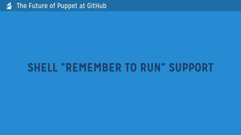 "SHELL ""REMEMBER TO RUN"" SUPPORT The Future of P..."