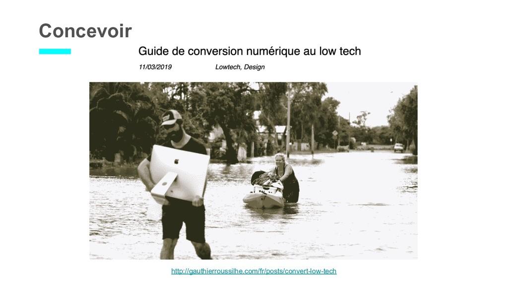 Concevoir http://gauthierroussilhe.com/fr/posts...