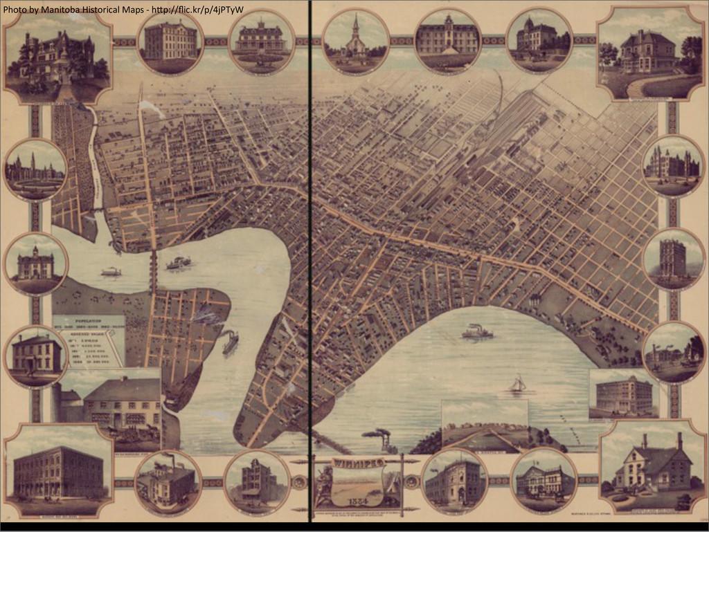 Photo by Manitoba Historical Maps...