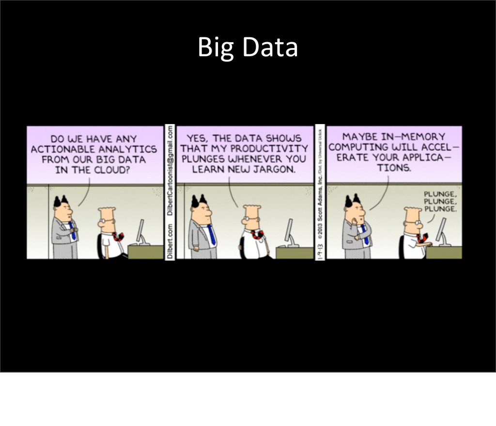 Big Data Big data is a buzz w...