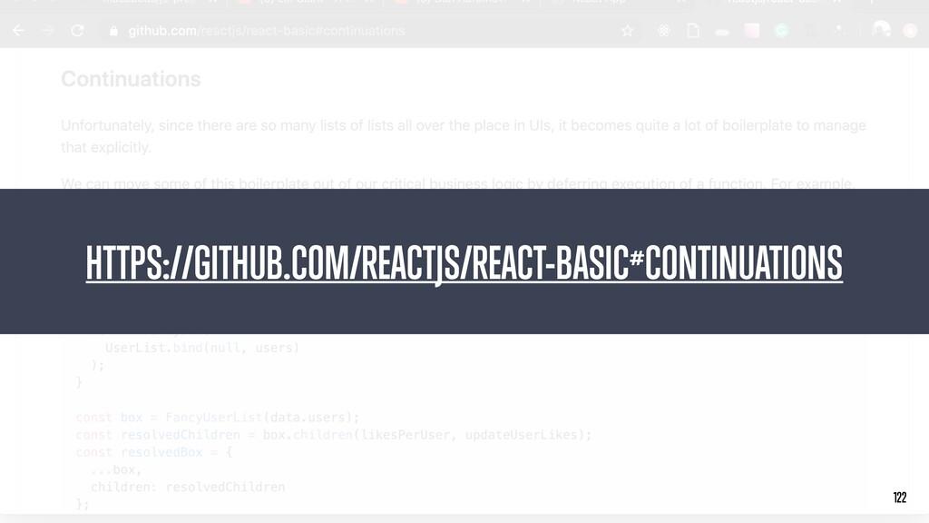 122 122 HTTPS://GITHUB.COM/REACTJS/REACT-BASIC#...