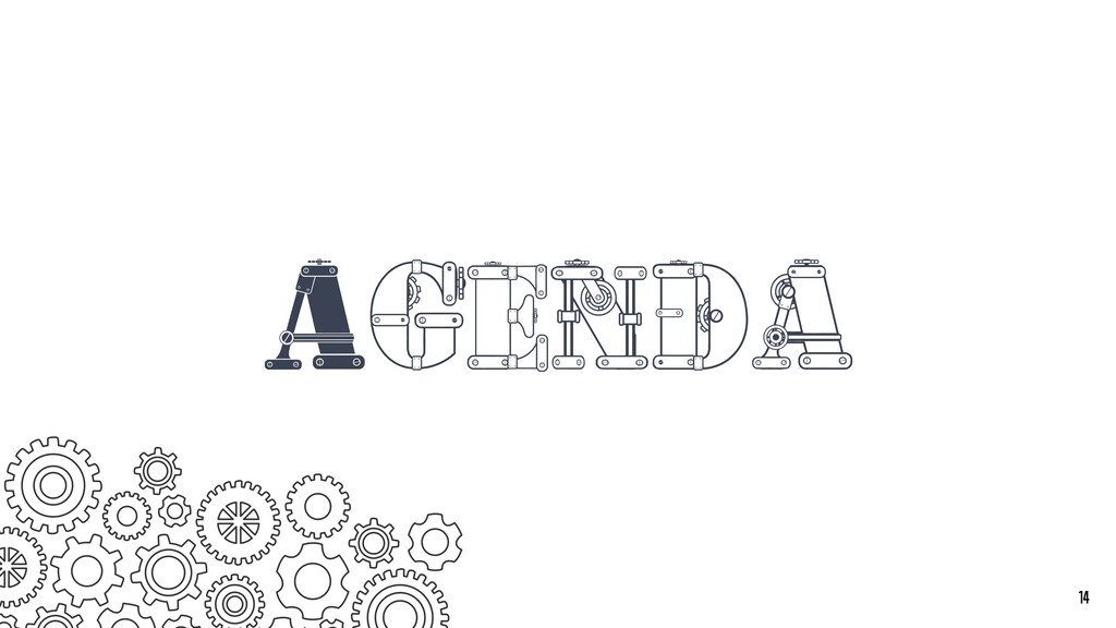 Agenda 14