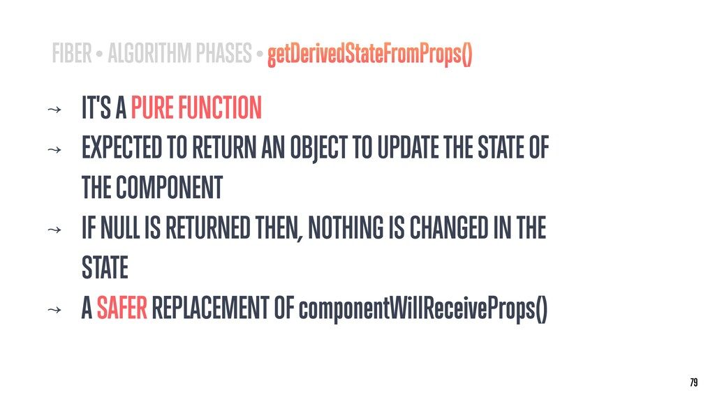 ↝ IT'S A PURE FUNCTION ↝ EXPECTED TO RETURN AN ...
