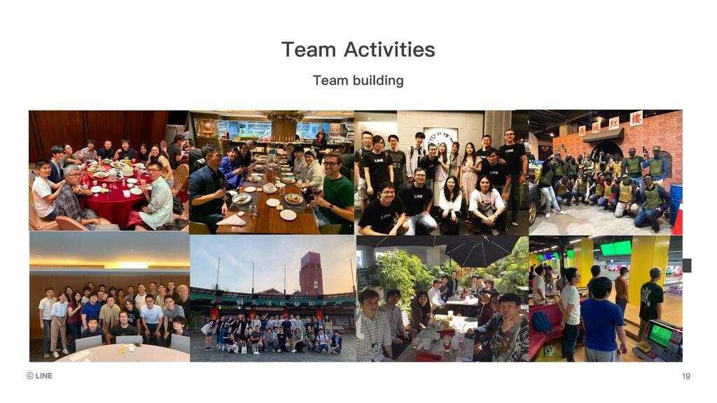 Team building Team Activities