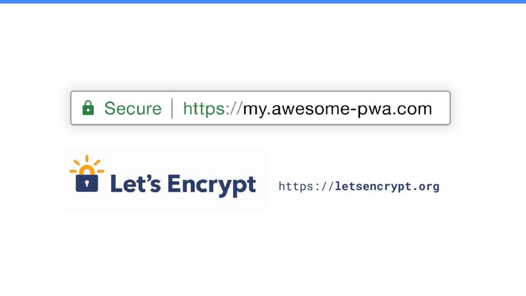 https://letsencrypt.org