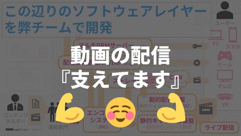 © DMM.com 15 15 コンテンツ ホルダー DB 商品情報 ユーザー情報 低位のAP...