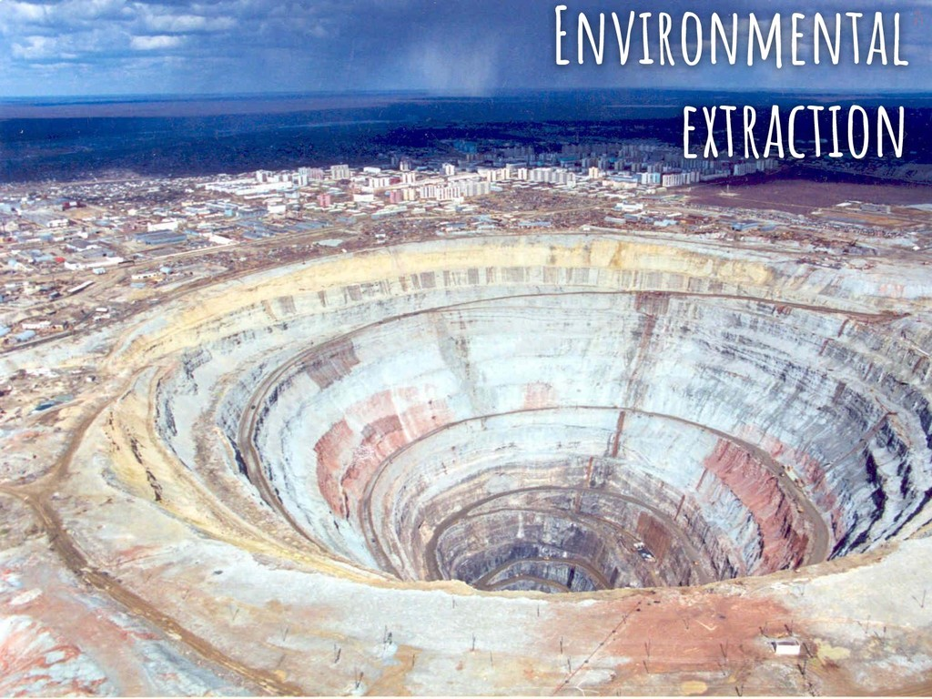 25 Environmental extraction