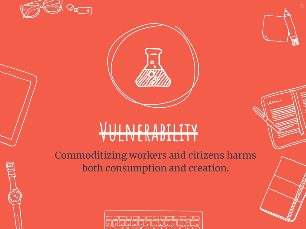 Vulnerability Commoditizing workers and citizen...