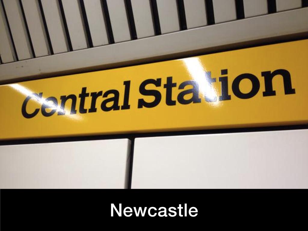 Frontend NE @benholliday Newcastle