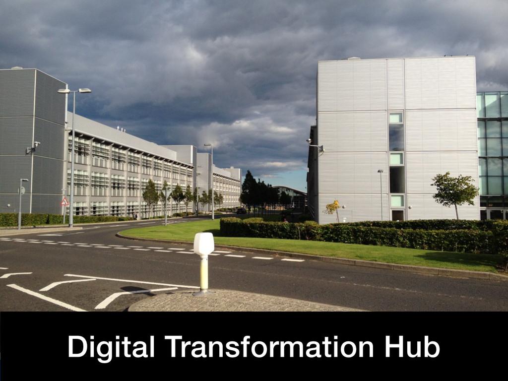 Frontend NE @benholliday Digital Transformation...