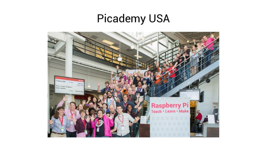 Picademy USA