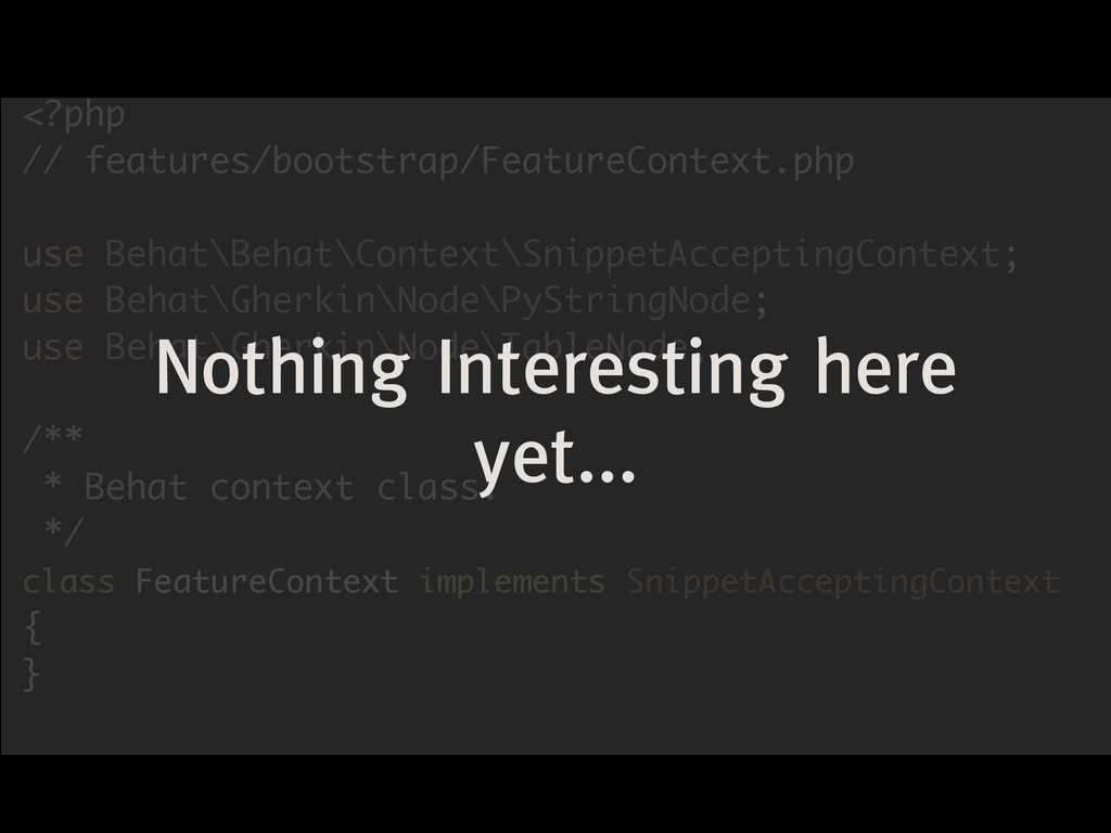<?php // features/bootstrap/FeatureContext.php...