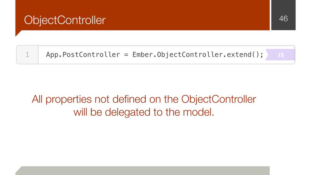 ObjectController 46 All properties not defined o...