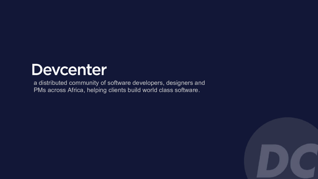 a distributed community of software developers,...