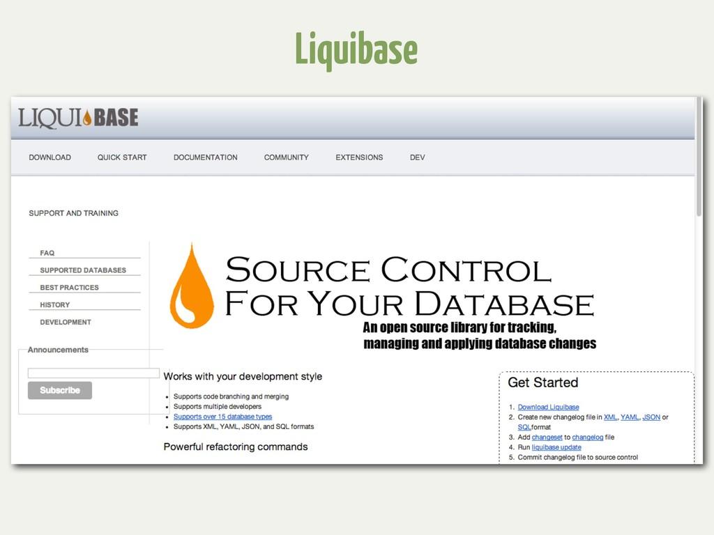 Liquibase