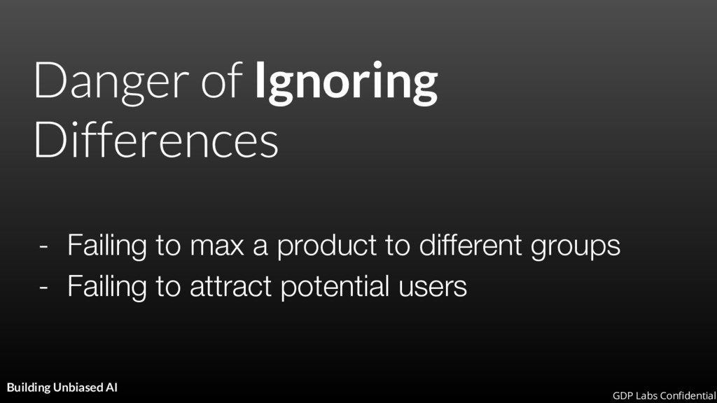 Ignoring - Failing to max a product to differen...