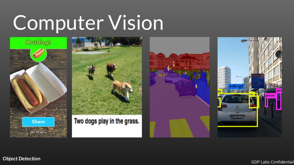 Computer Vision Object Detection GDP Labs Confi...