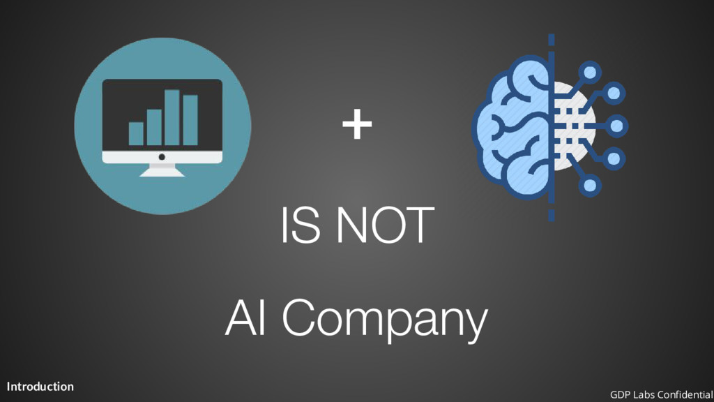 Introduction + AI Company IS NOT GDP Labs Confi...