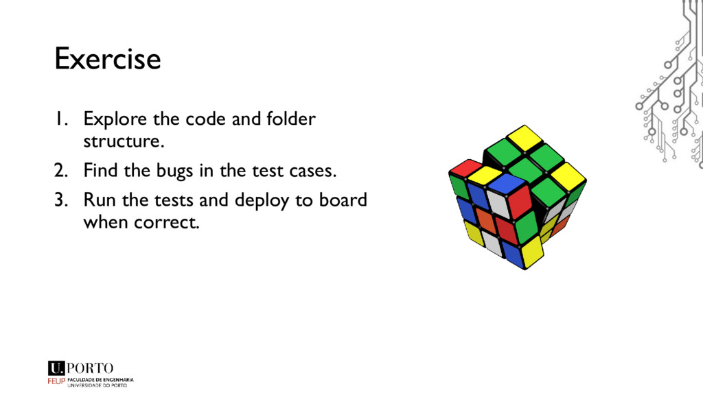 Exercise 1. Explore the code and folder structu...