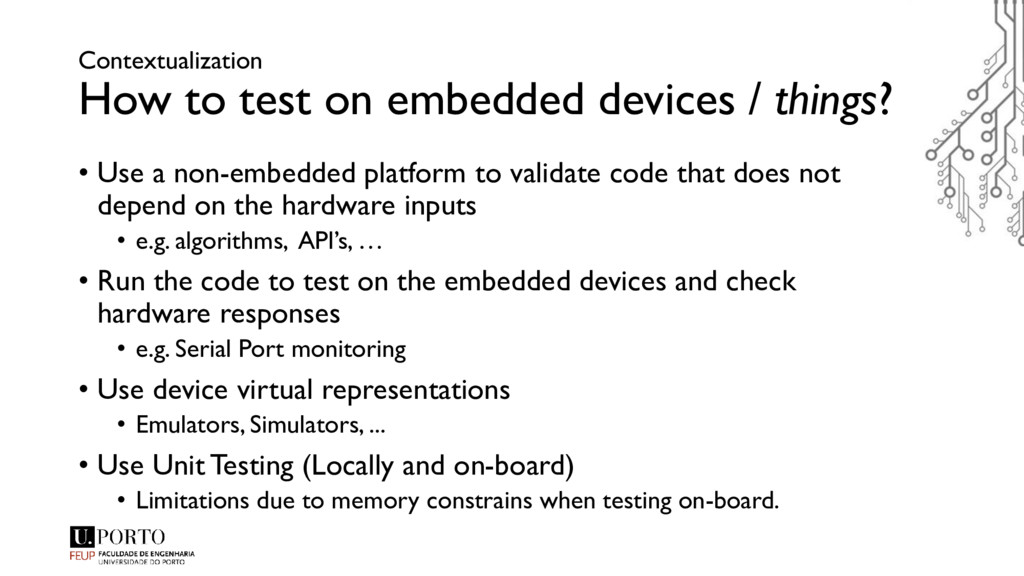 Contextualization How to test on embedded devic...