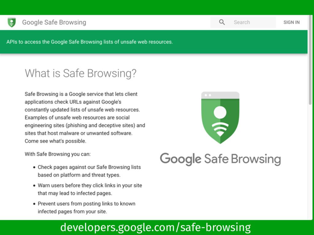 developers.google.com/safe-browsing