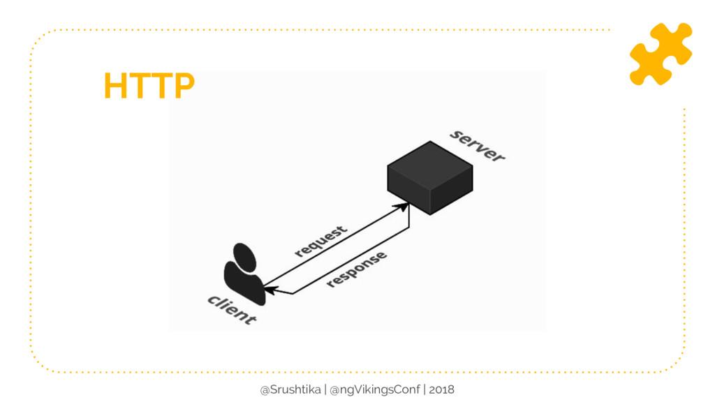 HTTP @Srushtika | @ngVikingsConf | 2018