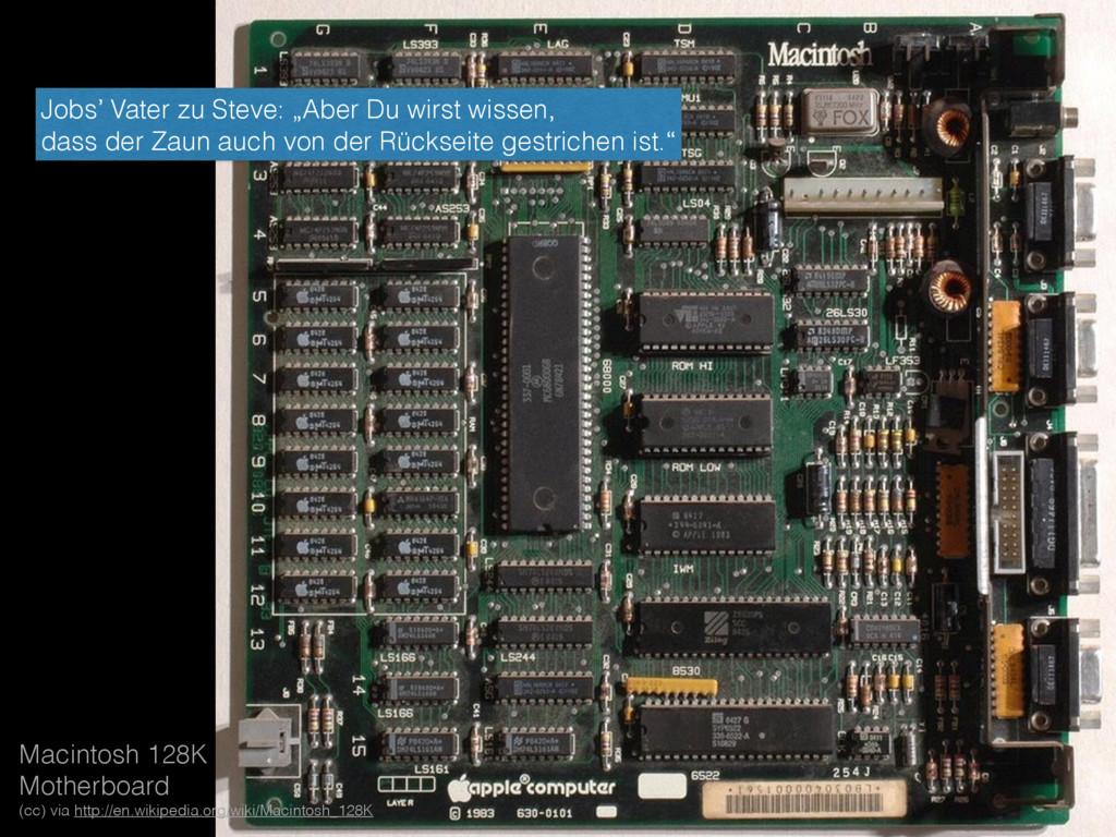 Macintosh 128K Motherboard (cc) via http://en.w...