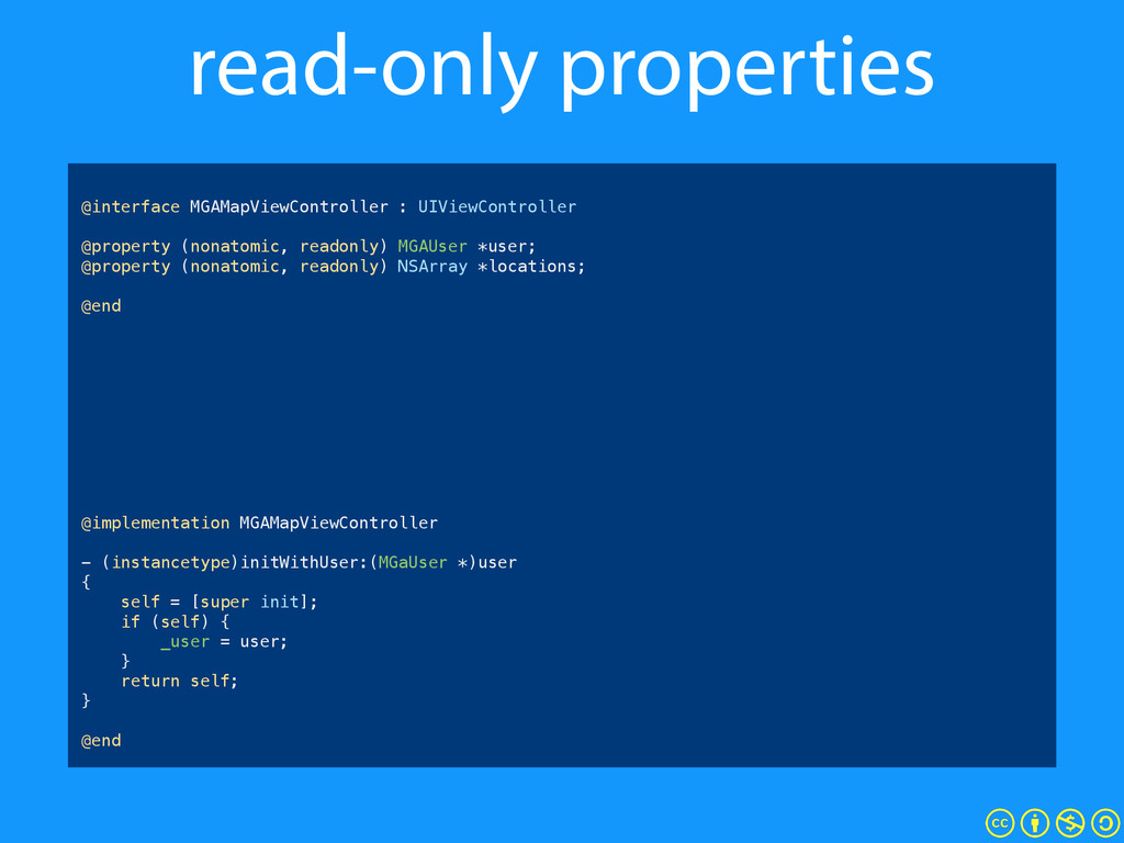 read-only properties ! @interface MGAMapViewCon...