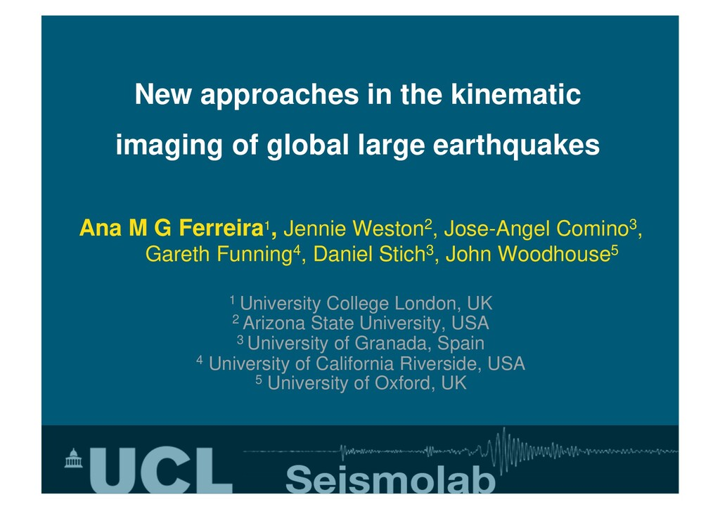 New approaches in the kinematic imaging of glob...