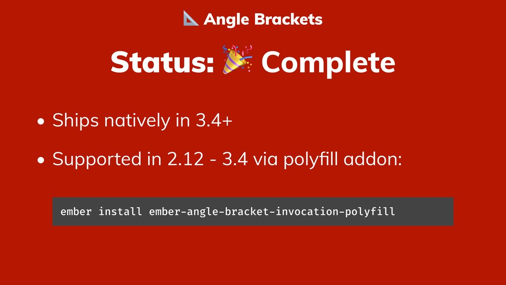Status:  Complete • Ships natively in 3.4+ • Su...