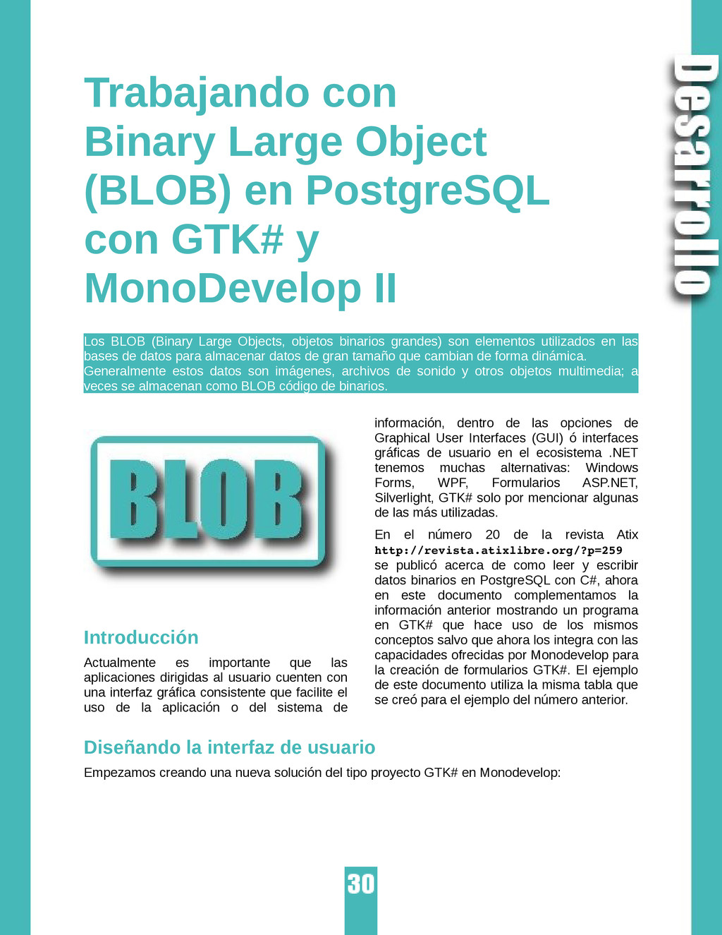 Trabajando con Binary Large Object (BLOB) en Po...