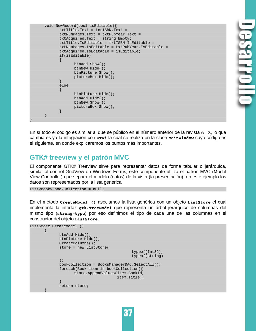 void NewRecord(bool isEditable){ txtTitle.Text ...