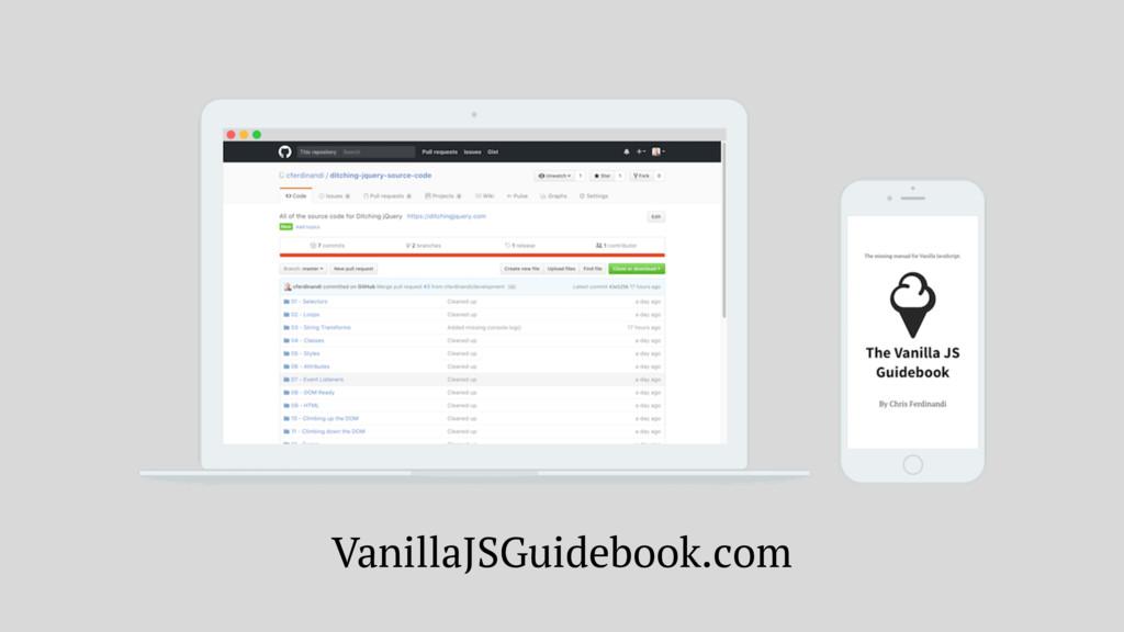 VanillaJSGuidebook.com