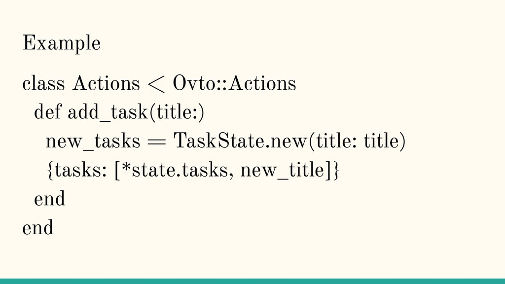 Example class Actions < Ovto::Actions def add_t...