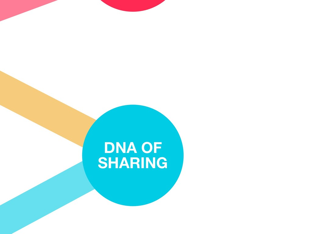 DNA OF SHARING
