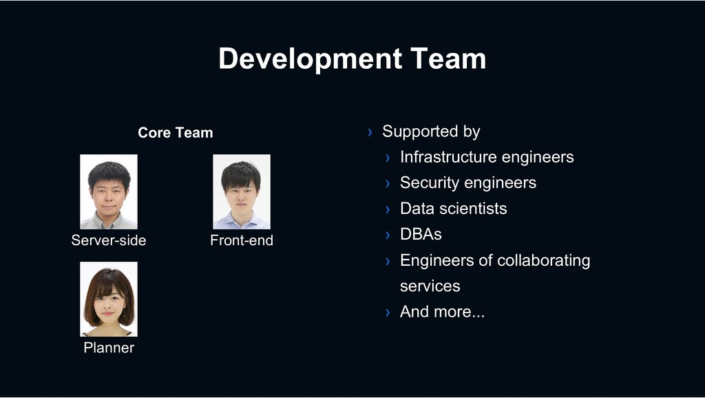 Development Team › Supported by › Infrastructur...