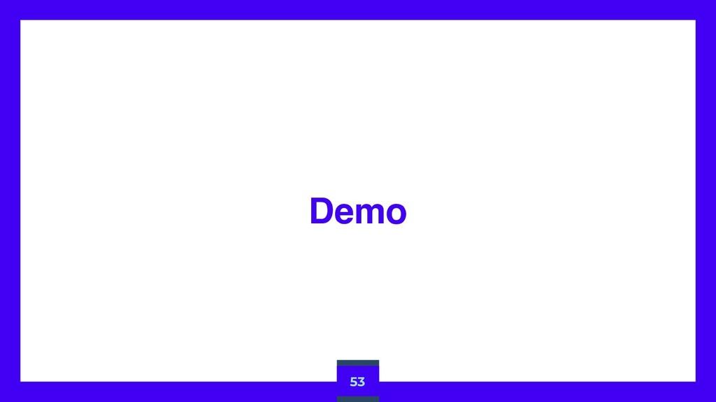 Demo 53